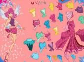 Игры для девочек, играть в Винкс Клуб онлайн (Winx Club Games.